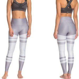 NWT Alo Yoga High Waist Lift Airbrush Leggings L
